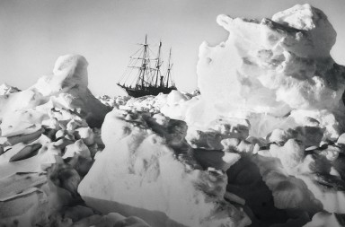 barco expedicion endurance ernest shackleton
