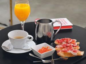 Desayuno Risto Mejide