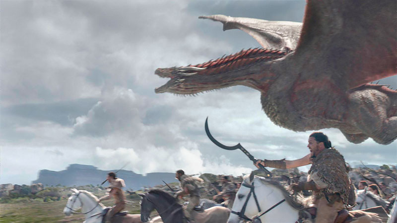 batalla caminantes blancos final juego de tronos