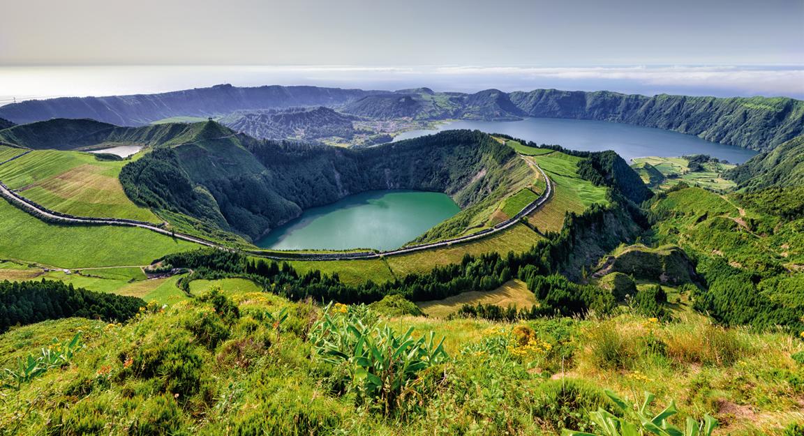 Islas Azores El Vergel Secreto Del Atlántico