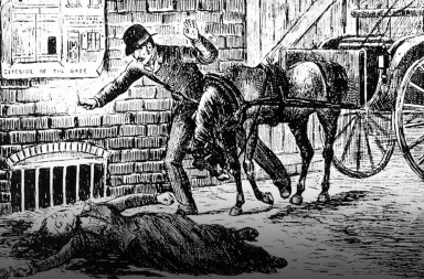 Jack the Ripper, the fifth victim of the whitechapel fiend