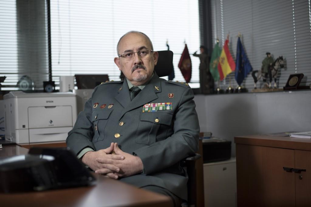 Coronel Luis Fernando Hernández CIBERSEGURIDAD
