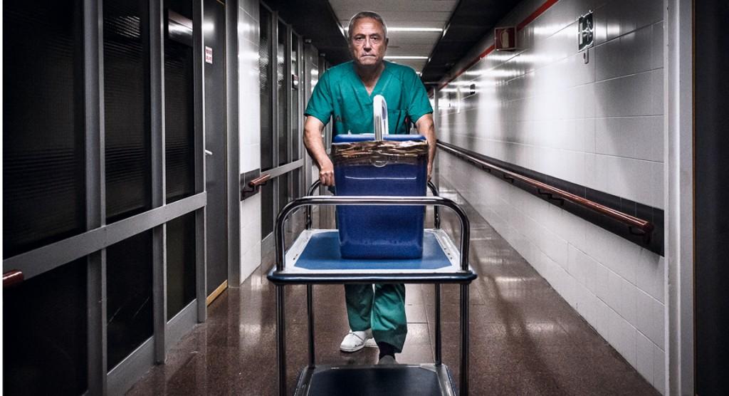 Trasplante hospital Murcia
