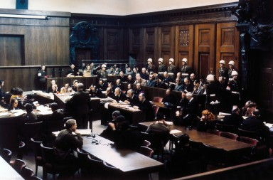 Nuremberg 1946 International Military Tribunal Court House International War Crimes Trial Germany history historical historic