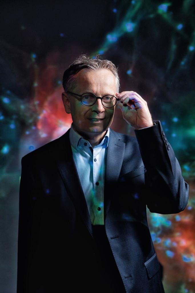 Kosmologe Prof. Dr. Volker Springel. (Foto unbearbeitet)