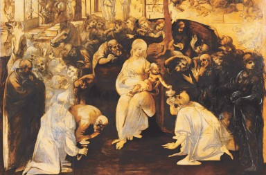 The Adoration Of The Magi (After Restoration)