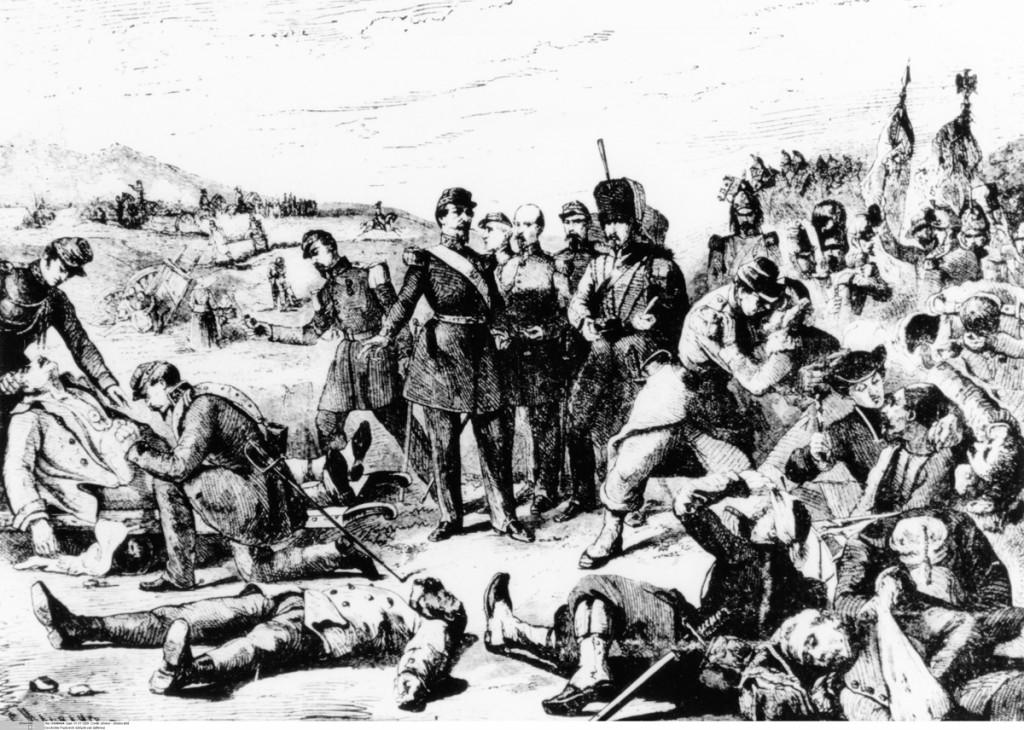 Geschichte Frankreich Schlacht von Solferino