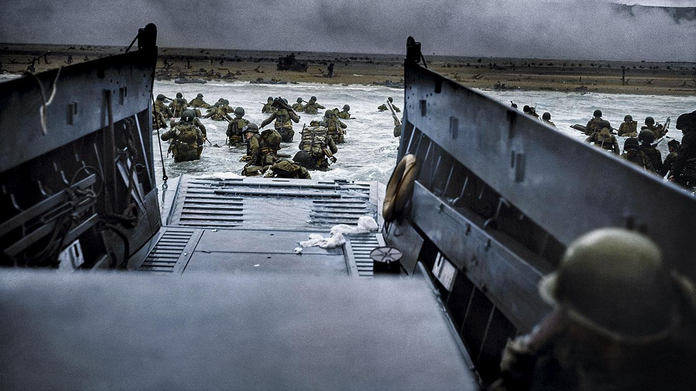 Lo Que Nunca Se Cuenta Del Desembarco De Normandia