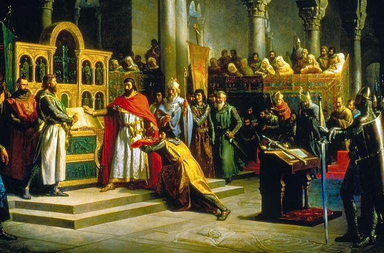 Resultado de imagen de Alfonso VI fue el