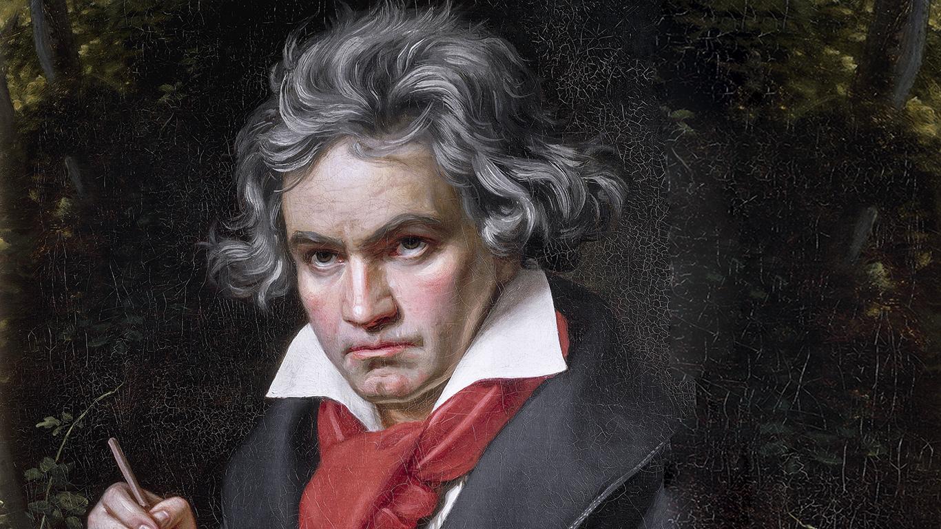 Descomponiendo a Beethoven (hasta su último pelo)