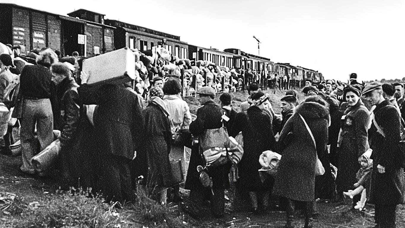 La agencia de viajes que gestionaba la deportación de los judíos