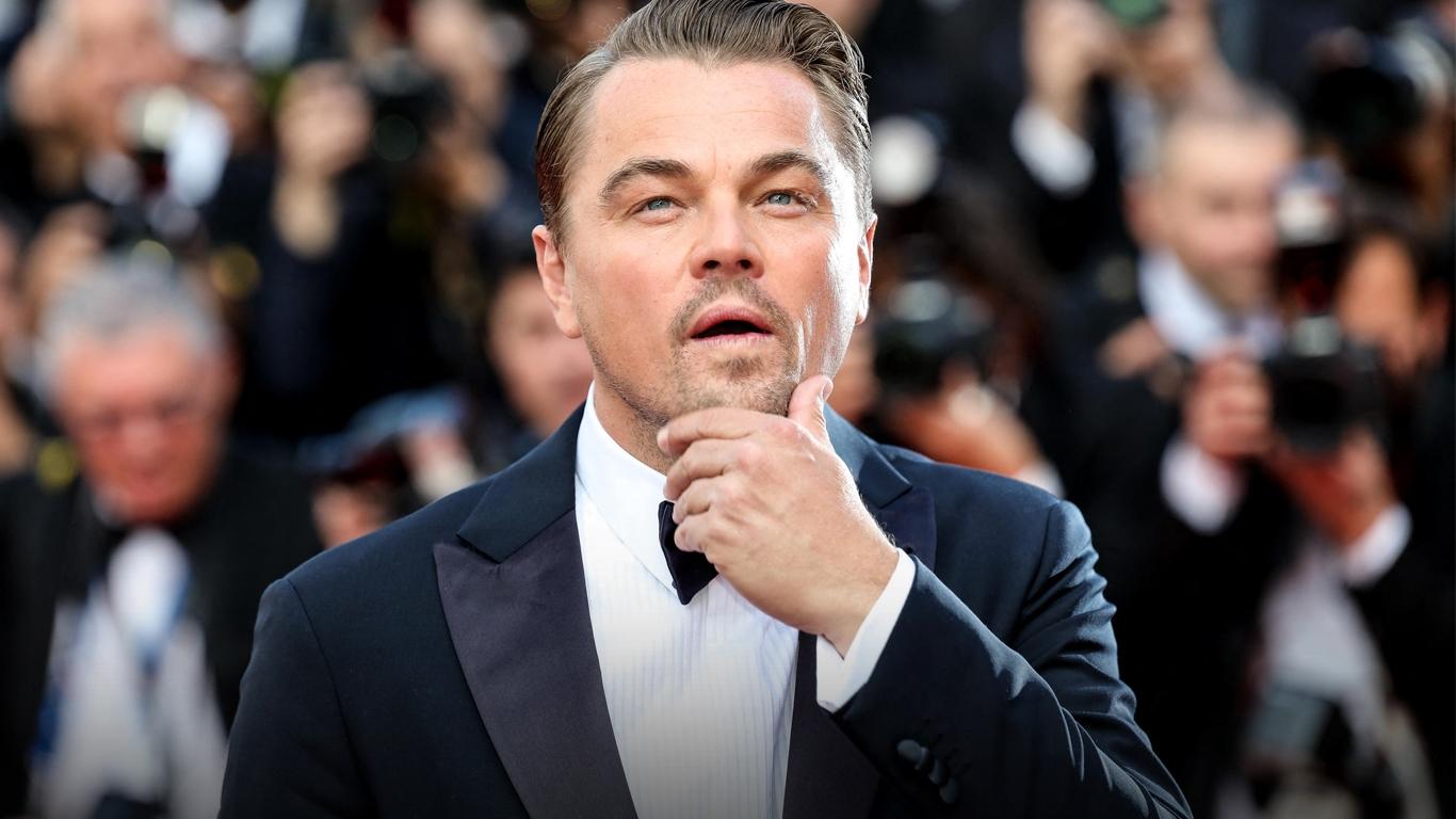 Leonardo DiCaprio George Floyd