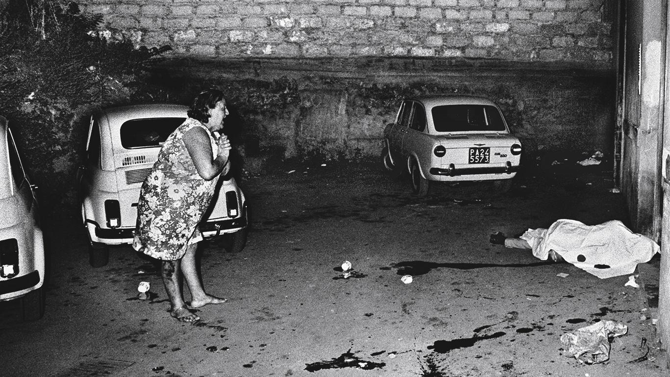 Letizia Battaglia, la fotógrafa que disparaba a la mafia