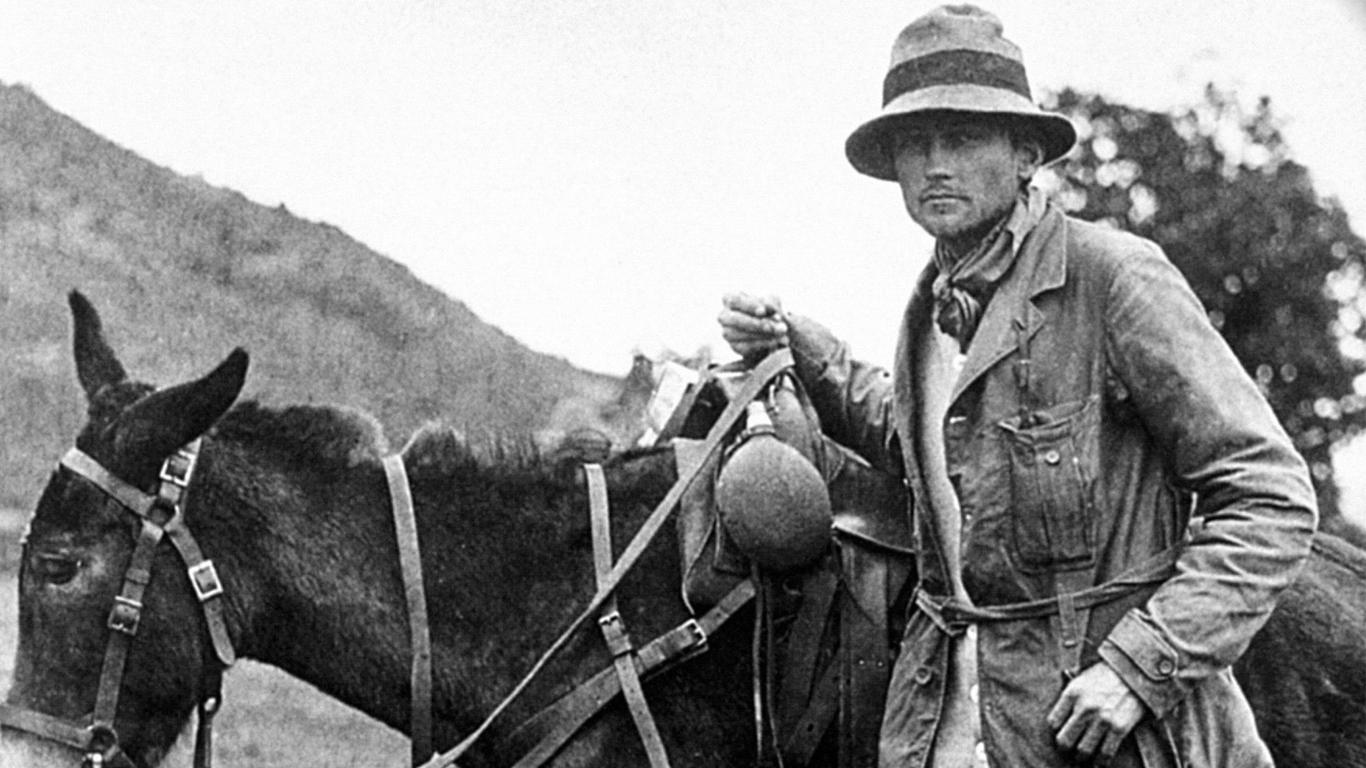 Indiana Jones existió, su inspirador fue Hiram Bingham