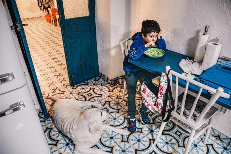 Perros y niños con autismo 6