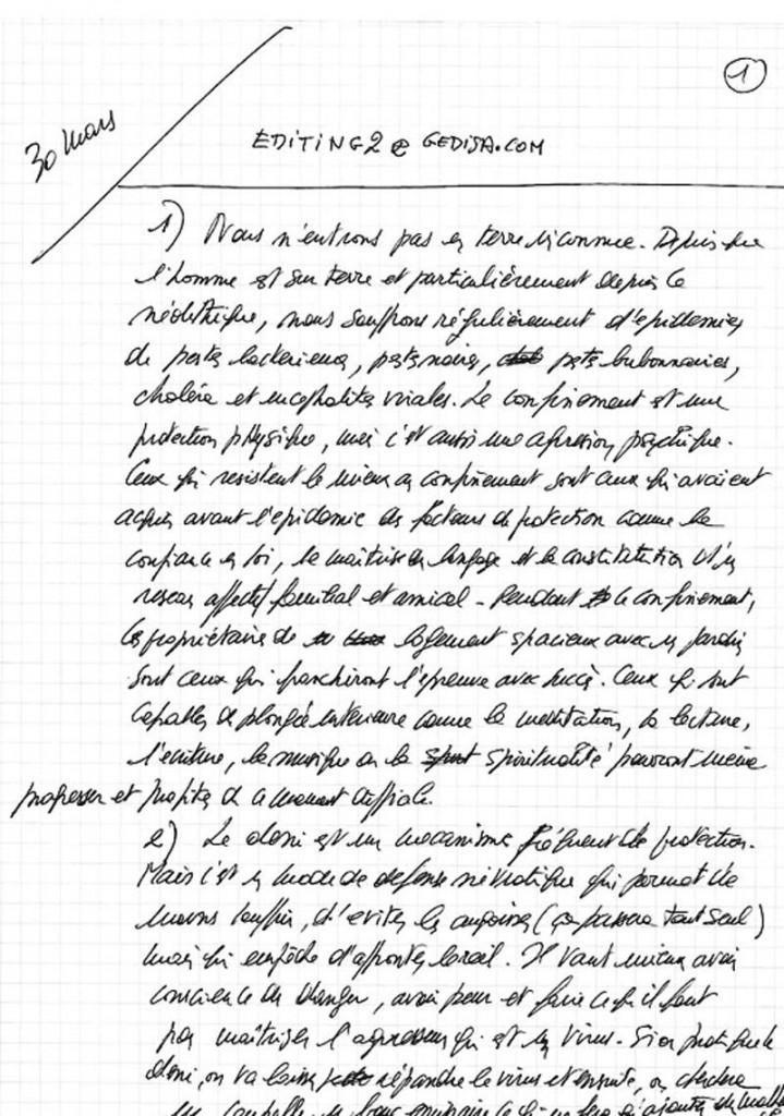 """Boris Cyrulnik, neurólogo y psiquiatra: """"Después de una catástrofe, siempre hay una revolución"""" 2"""