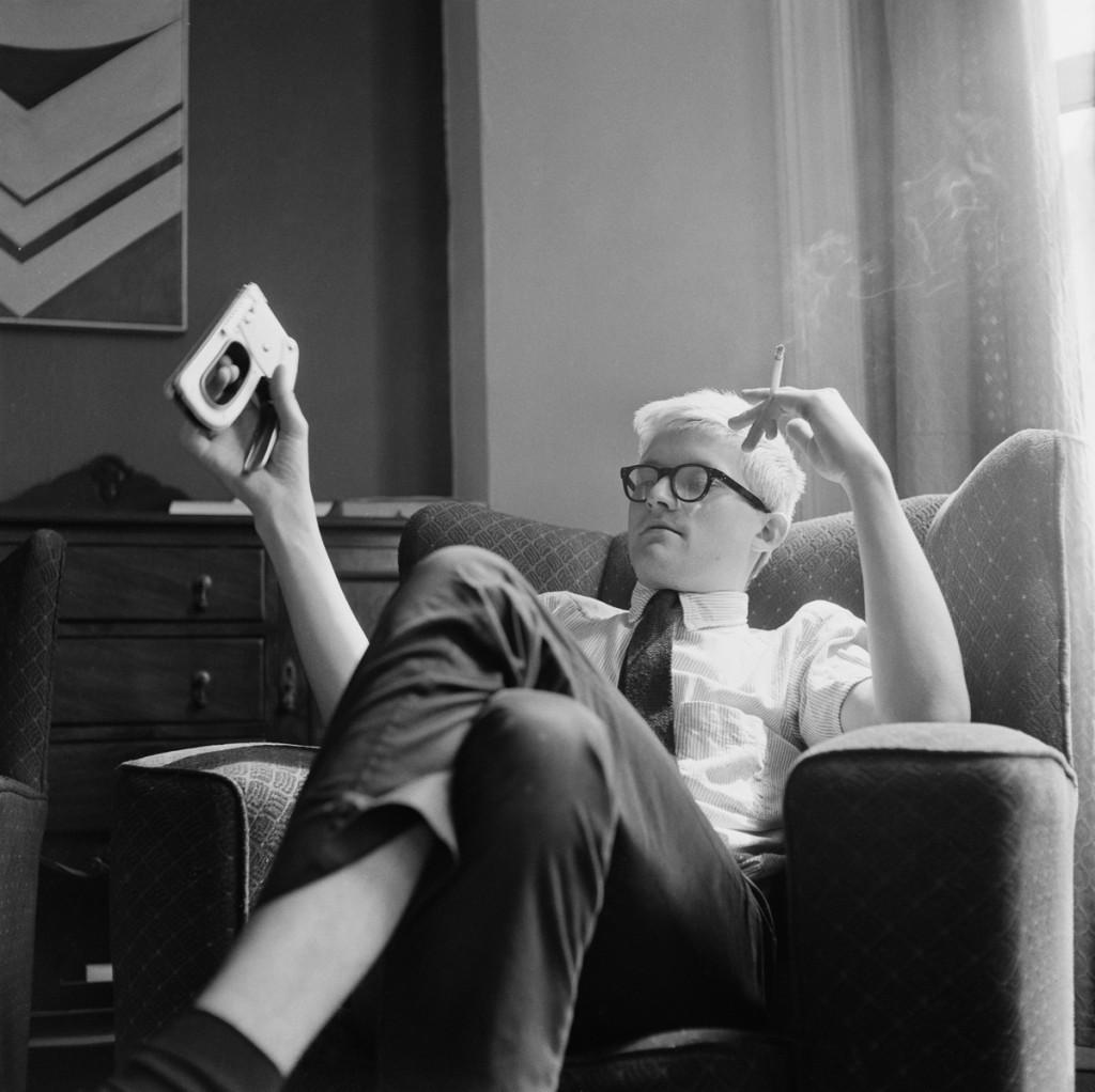 """David Hockney: """"Les haría un corte de mangas a todos los que dicen que el mundo se está yendo al garete"""" 2"""