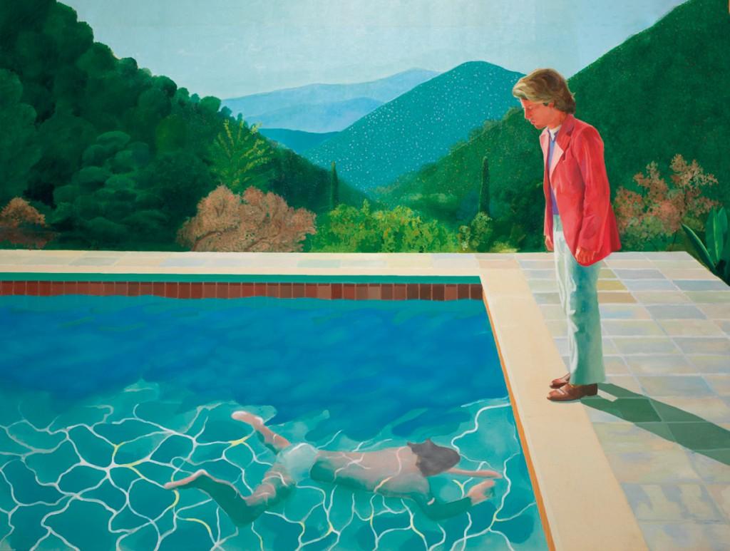 """David Hockney: """"Les haría un corte de mangas a todos los que dicen que el mundo se está yendo al garete"""" 4"""