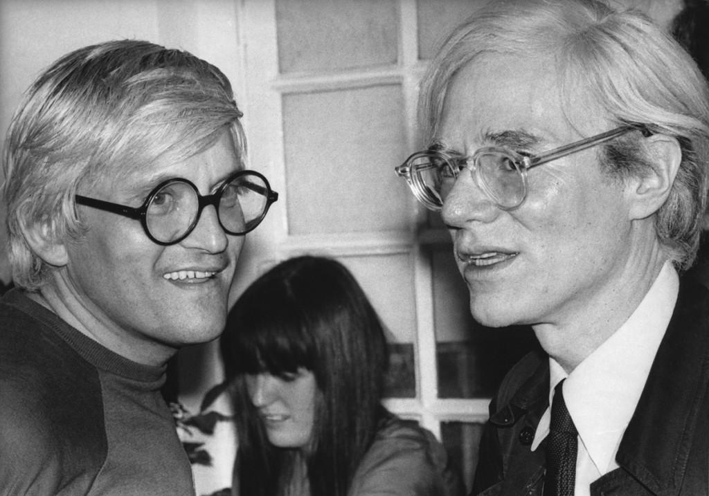 """David Hockney: """"Les haría un corte de mangas a todos los que dicen que el mundo se está yendo al garete"""" 6"""