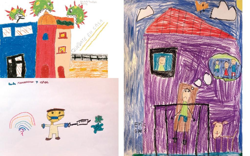 Los niños y el confinamiento: cómo va a afectarles 1