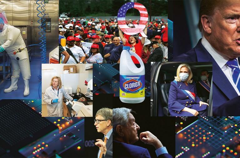 Bill Gates ha creado el COVID-19 y otras teorías 'conspiranoicas'