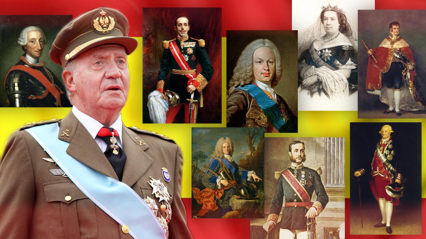 Los Borbones vistos por Arturo Pérez-Reverte en 'Una historia de España'