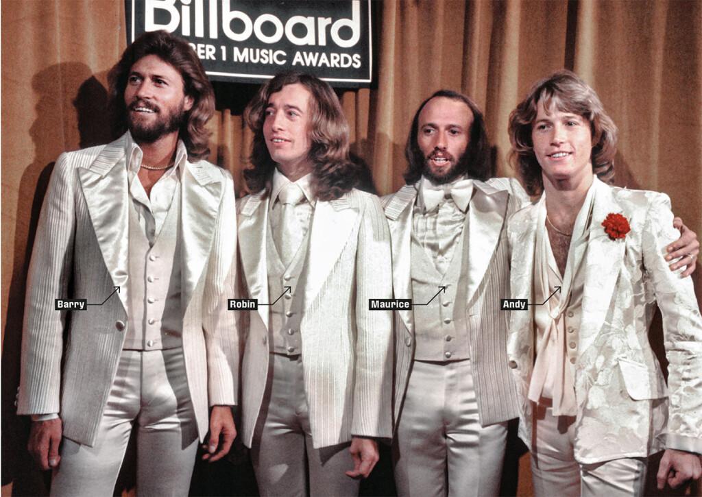 Las confesiones de Barry Gibb, el único superviviente de los Bee Gees