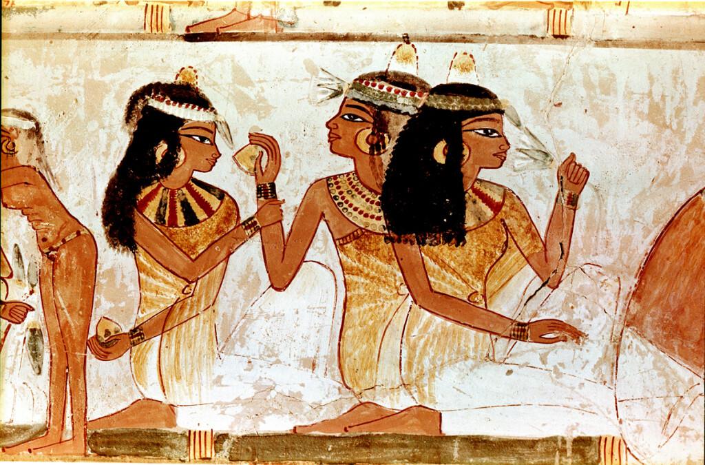 ¿A qué olía Cleopatra? 1