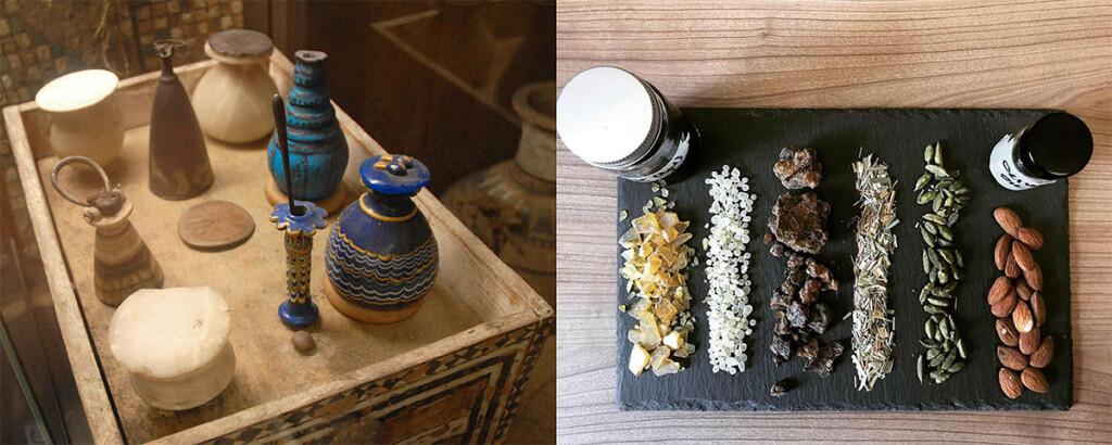 El perfume en el Antiguo Egipto: ¿a qué olía Cleopatra? 1